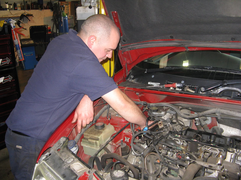 GS Motor Engineers Car Servicing in The Deepings