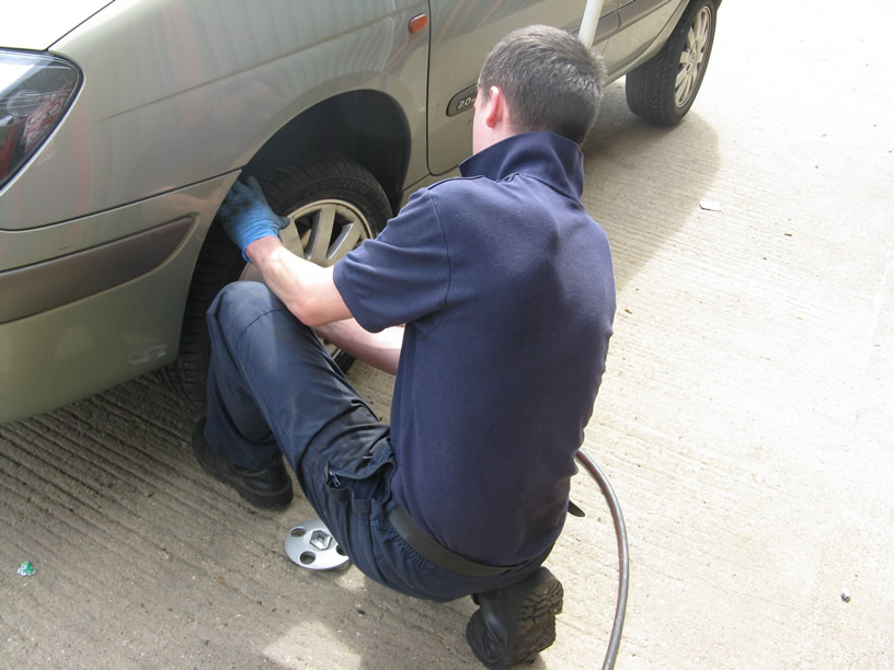 Tyres, Exhausts and Clutch repairs and relacements in Market Deeping